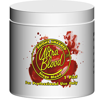 Pint Bright Smeared Ultra Blood